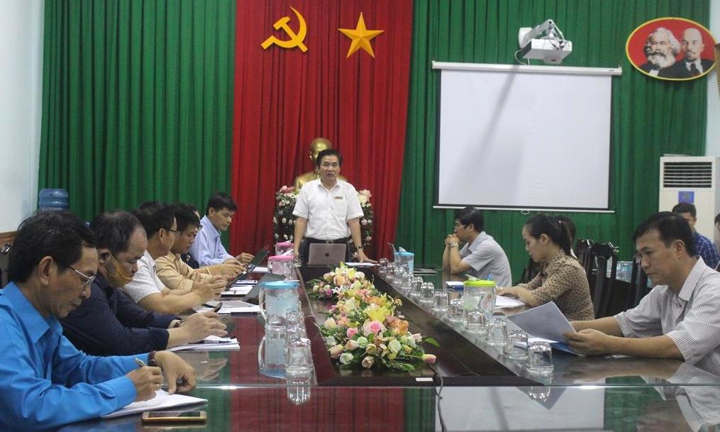 Huyện Krông Năng tổng kết Chương trình tổng thể cải cách hành chính nhà nước