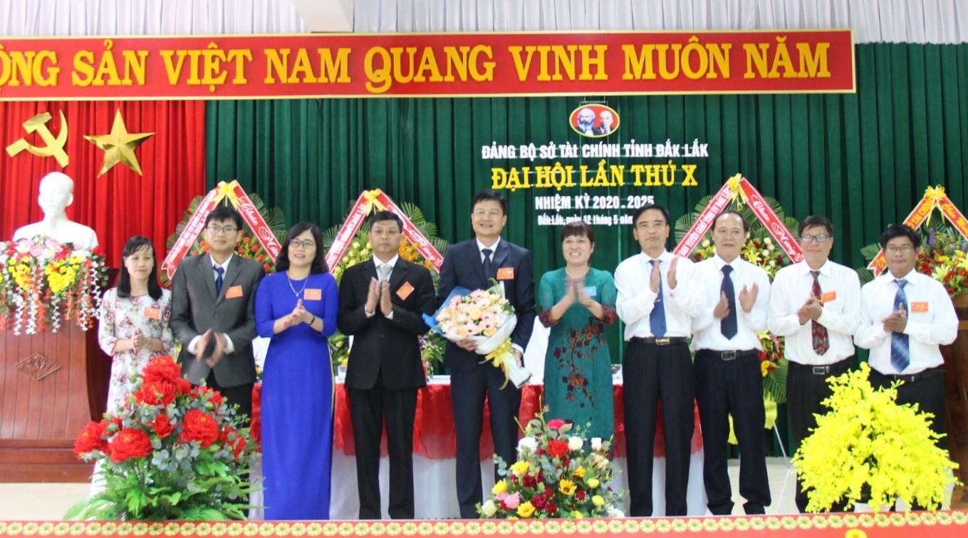 Đại hội Đảng bộ Sở Tài chính lần thứ X, nhiệm kỳ 2020-2025
