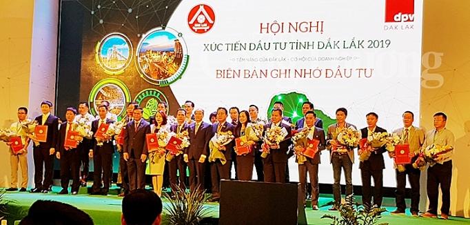 Đắk Lắk ban hành Chương trình xúc tiến đầu tư năm 2020