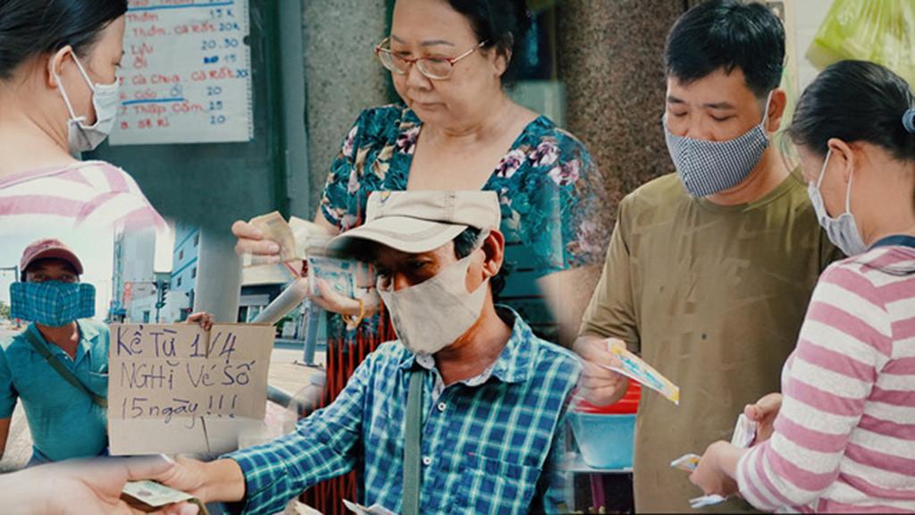 Phê duyệt danh sách hỗ trợ đối tượng bảo trợ xã hội đang hưởng trợ cấp xã hội hàng tháng gặp khó khăn do đại dịch Covid-19 của huyện Krông Bông