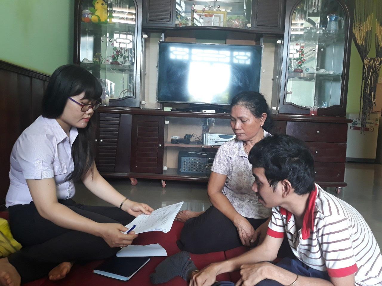 Phê duyệt danh sách hỗ trợ đối tượng bảo trợ xã hội đang hưởng trợ cấp xã hội hàng tháng gặp khó khăn do đại dịch Covid-19 của huyện Cư Kuin