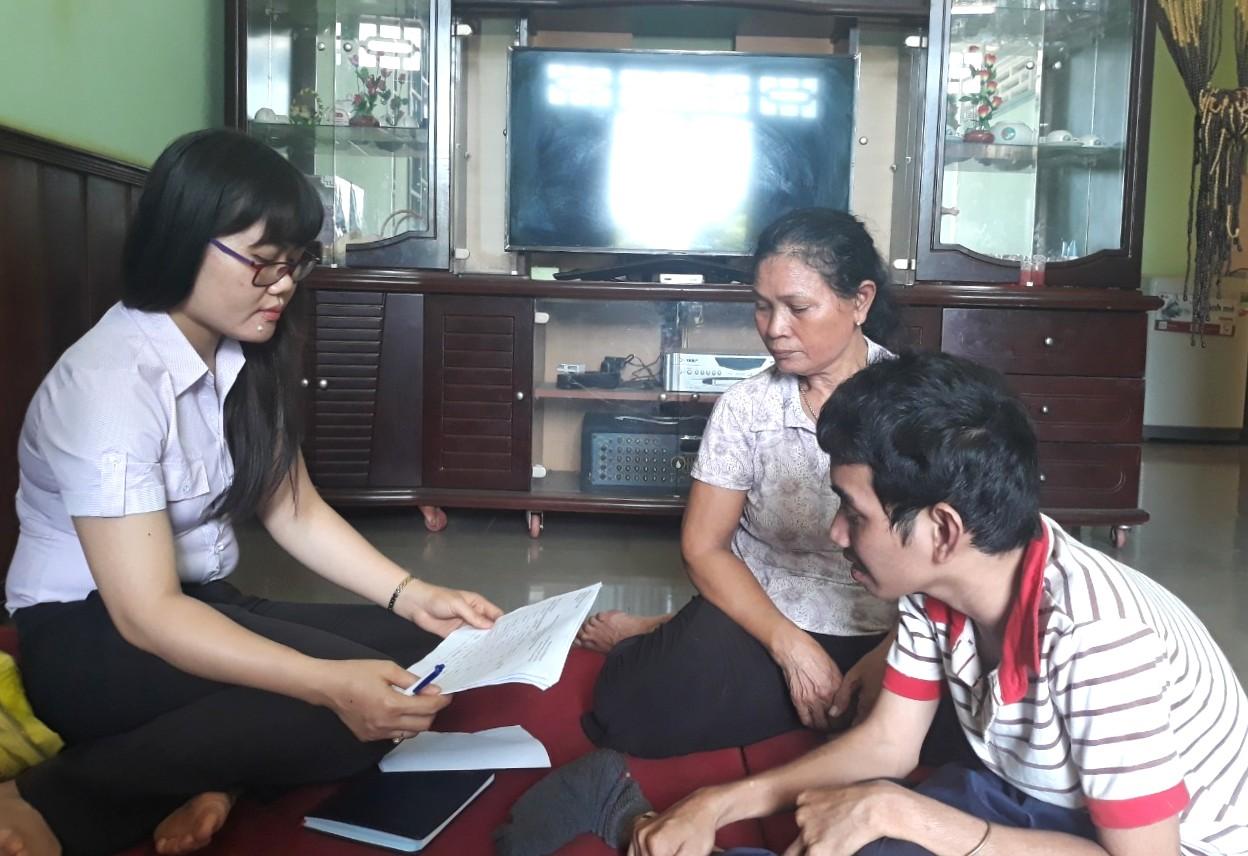 Phê duyệt danh sách hỗ trợ đối tượng bảo trợ xã hội đang hưởng trợ cấp xã hội hàng tháng gặp khó khăn do đại dịch Covid-19 của thành phố Buôn Ma Thuột, tỉnh Đắk Lắk