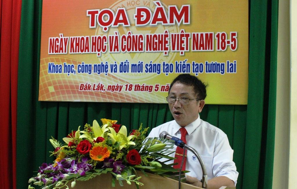 Tọa đàm Ngày Khoa học và Công nghệ Việt Nam