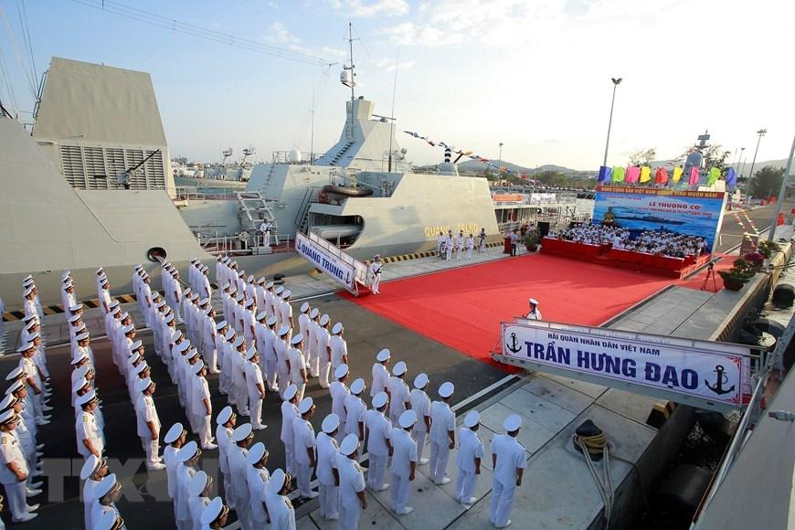 Hưởng ứng tham gia giải sáng tác văn học nghệ thuật về đề tài Hải quân, giai đoạn 2016-2020