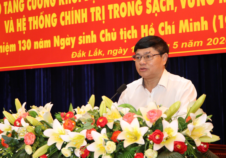 Tọa đàm Kỷ niệm 130 năm Ngày sinh Chủ tịch Hồ Chí Minh (19/5/1890-19/5/2020)