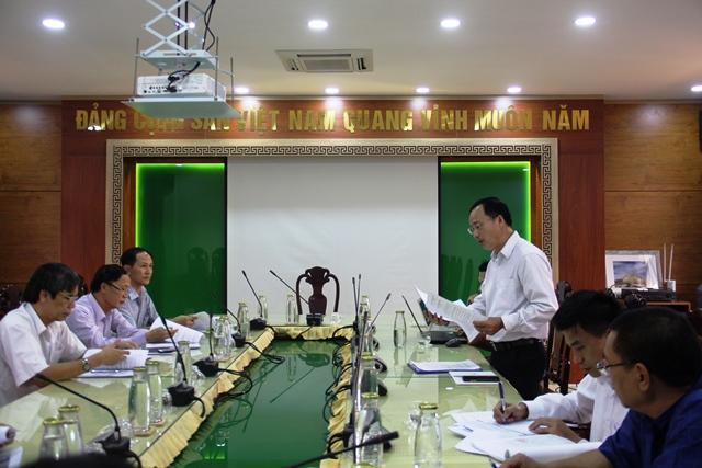 Sở Nông nghiệp và Phát triển nông thôn họp góp ý Đề án kiên cố hóa kênh mương giai đoạn 2021-2025