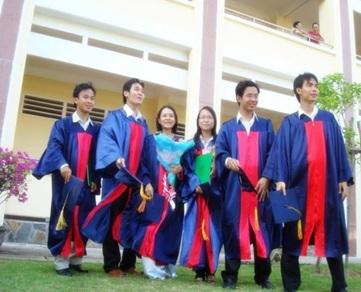 Tuyển sinh đào tạo trình độ thạc sĩ năm 2016