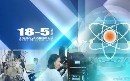 Tổ chức ngày khoa học và công nghệ Việt Nam 2016