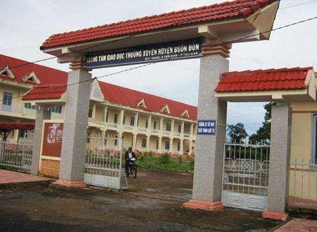 Gia hạn thời gian thực hiện đề án sáp nhập các Trung tâm Giáo dục thường xuyên và Trung tâm dạy nghề cấp huyện