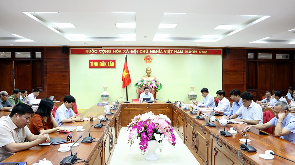Chỉ số cải cách hành chính năm 2019 của Đắk Lắk tăng 4,1% xếp thứ 50/63 tỉnh, thành phố trực thuộc Trung ương