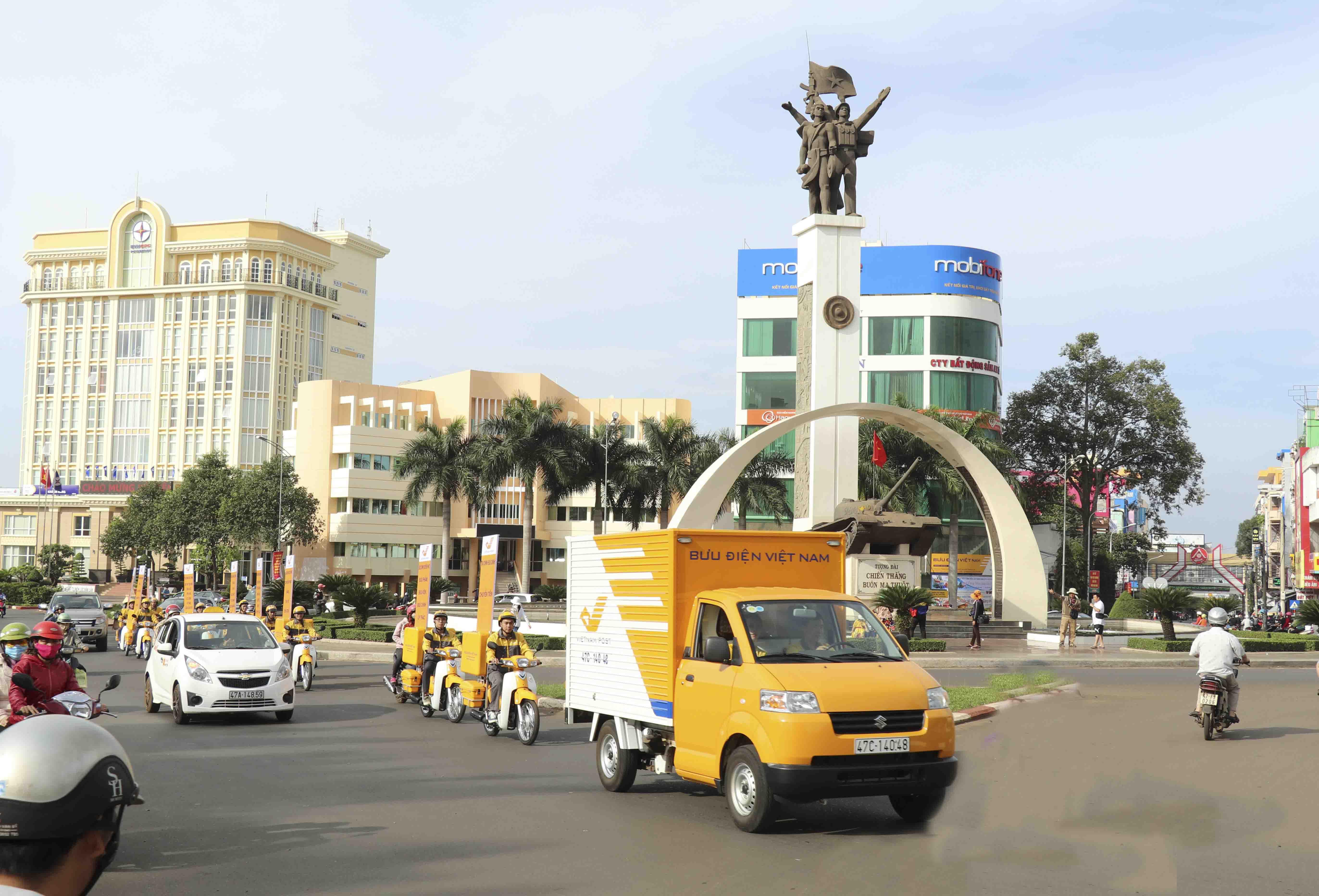 Đắk Lắk ra quân hưởng ứng Tháng vận động triển khai BHXH toàn dân vào ngày 23/5/2020