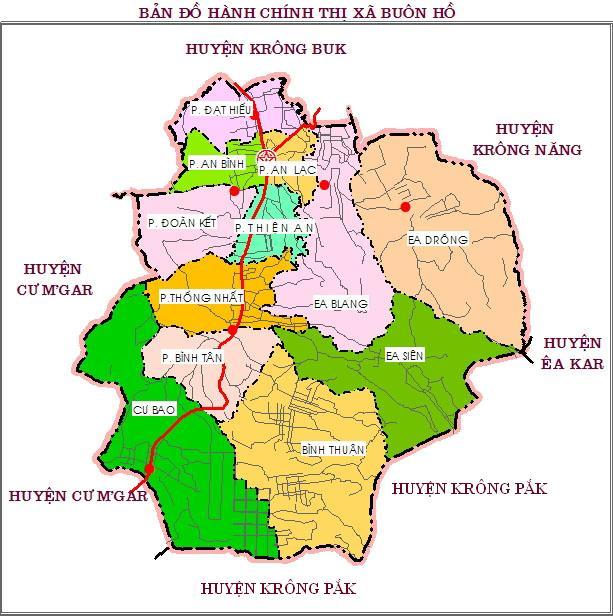 Cho phép UBND thị xã Buôn Hồ chuyển mục đích sử dụng đất tại xã Ea Blang, và xã Ea Siên để thực hiện quy hoạch chi tiết xây dựng điểm dân cư nông thôn