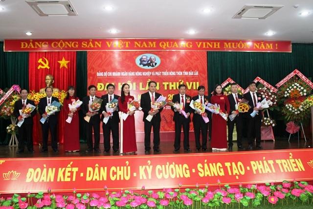 Agribank Đắk Lắk: Đại hội đại biểu lần thứ VII, nhiệm kỳ 2020 – 2025