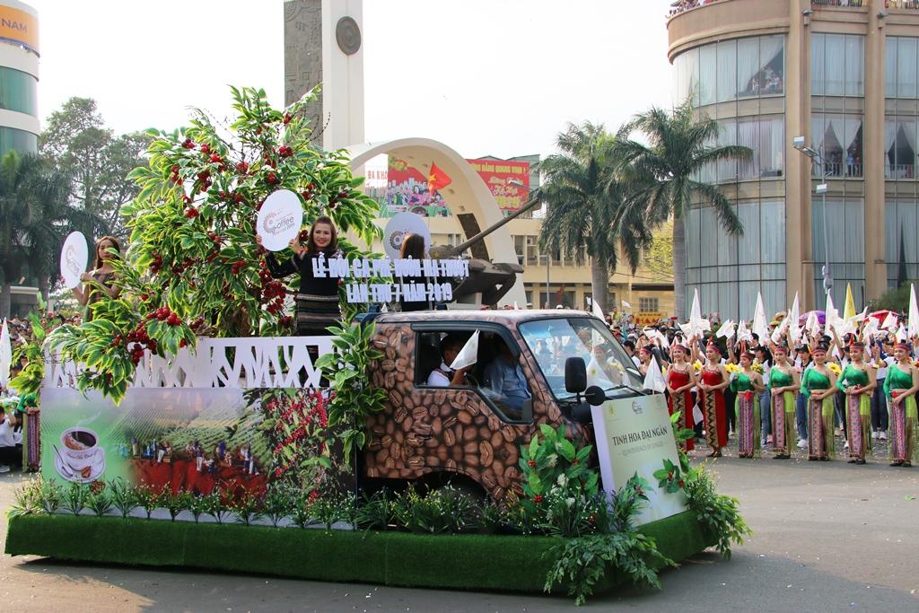 Tham mưu xây dựng nội dung tổ chức Lễ hội Cà phê Buôn Ma Thuột lần thứ 8 năm 2021