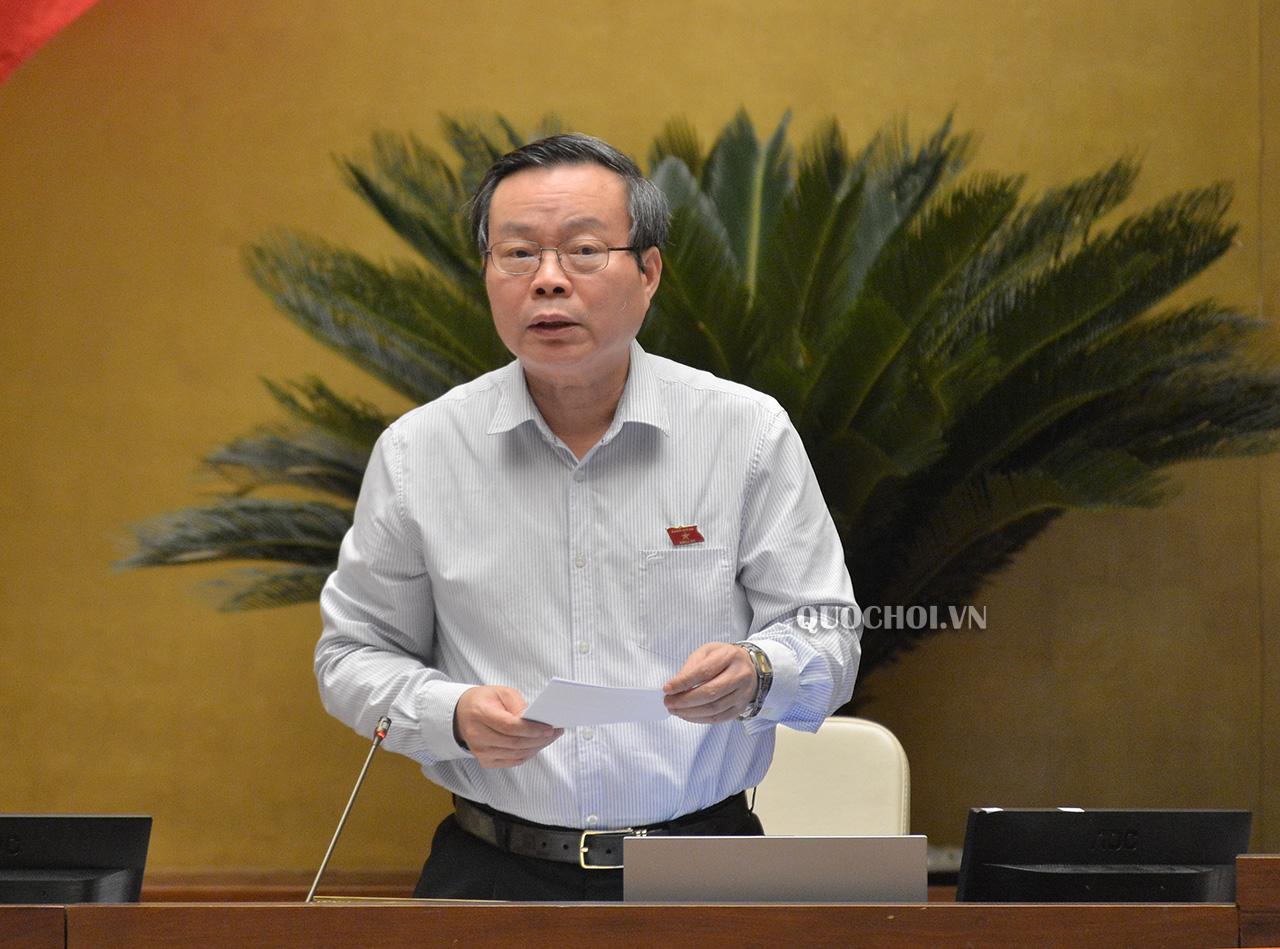 Quốc hội tiếp tục thảo luận, góp ý các dự án Luật