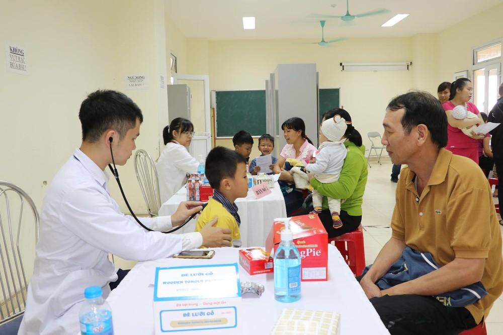 Chương trình khám sàng lọc bệnh tim cho trẻ em năm 2020