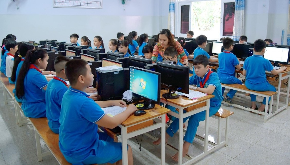 Trường Tiểu học Quốc tế thực hiện nghiêm chỉ đạo của Giám đốc Sở GD&ĐT.