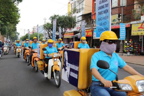 Bưu điện tỉnh Đắk Lắk ứng dụng mạng xã hội trong phát triển Bảo hiểm y tế, Bảo hiểm tự nguyện