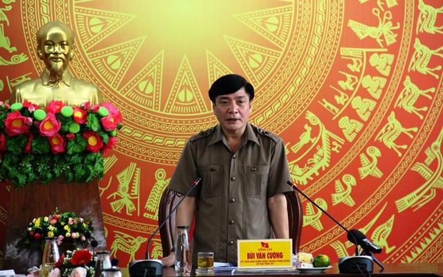 Hội nghị Ban Thường Vụ Tỉnh ủy lần thứ 83: Công bố chỉ định 06 Ủy viên Ban Chấp hành Đảng bộ tỉnh nhiệm kỳ 2015-2020
