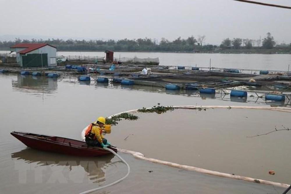 Ban hành Kế hoạch ứng phó sự cố tràn dầu trên địa bàn tỉnh Đắk Lắk