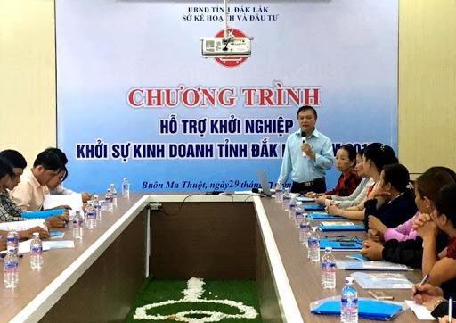 Ban hành Thể lệ Cuộc thi khởi nghiệp, khởi sự kinh doanh tỉnh Đắk Lắk năm 2020