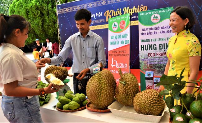 Tổ chức cuộc thi khởi nghiệp, khởi sự kinh doanh tỉnh Đắk Lắk năm 2020