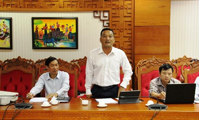 UBND tỉnh làm việc với Hiệp hội Điều Việt Nam về giải pháp phát triển bền vững ngành Điều