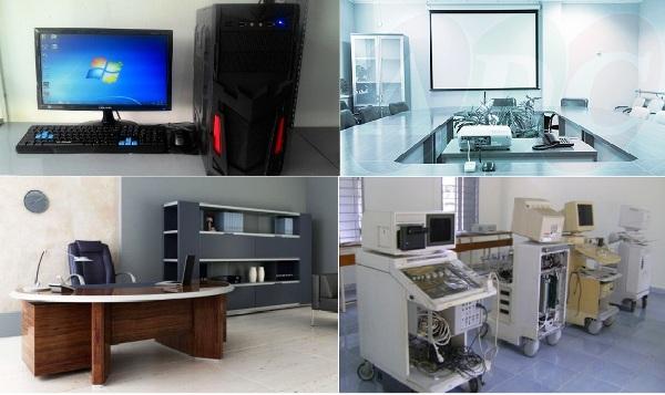 Ban hành tiêu chuẩn, định mức sử dụng máy móc thiết bị chuyên dùng của các cơ quan, đơn vị thuộc phạm vi quản lý của tỉnh Đắk Lắk