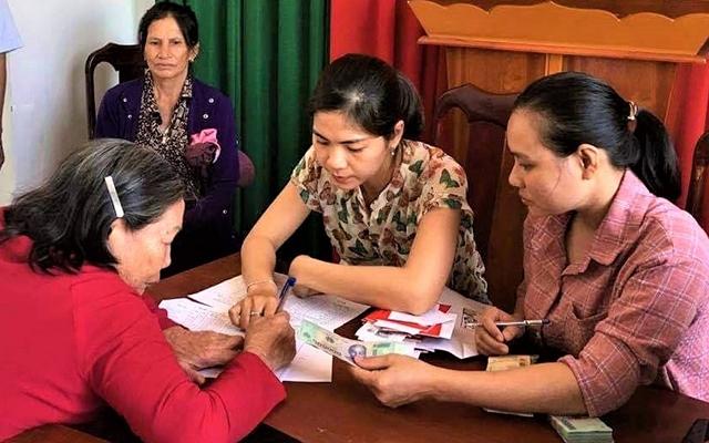 Đắk Lắk đã chi trả hỗ trợ cho  69.183 người  theo Nghị quyết 42/NQ-CP
