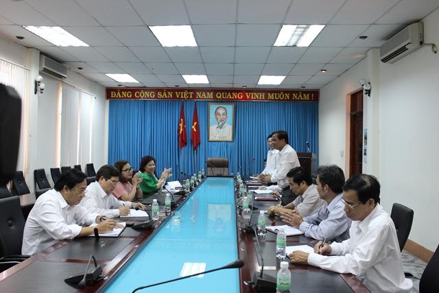 Đoàn công tác Kênh truyền hình Quốc hội làm việc tại tỉnh Đắk Lắk