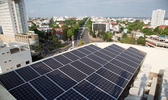 Ký kết hợp tác phát triển điện mặt trời khu vực Tây Nguyên