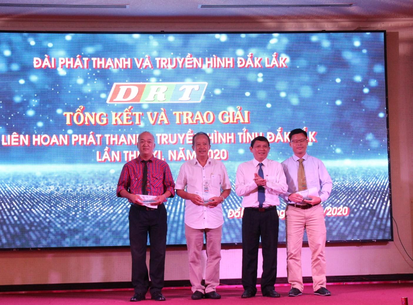 Tổng kết và trao giải Liên hoan Phát thanh – Truyền hình tỉnh Đắk Lắk lần thứ XI năm 2020