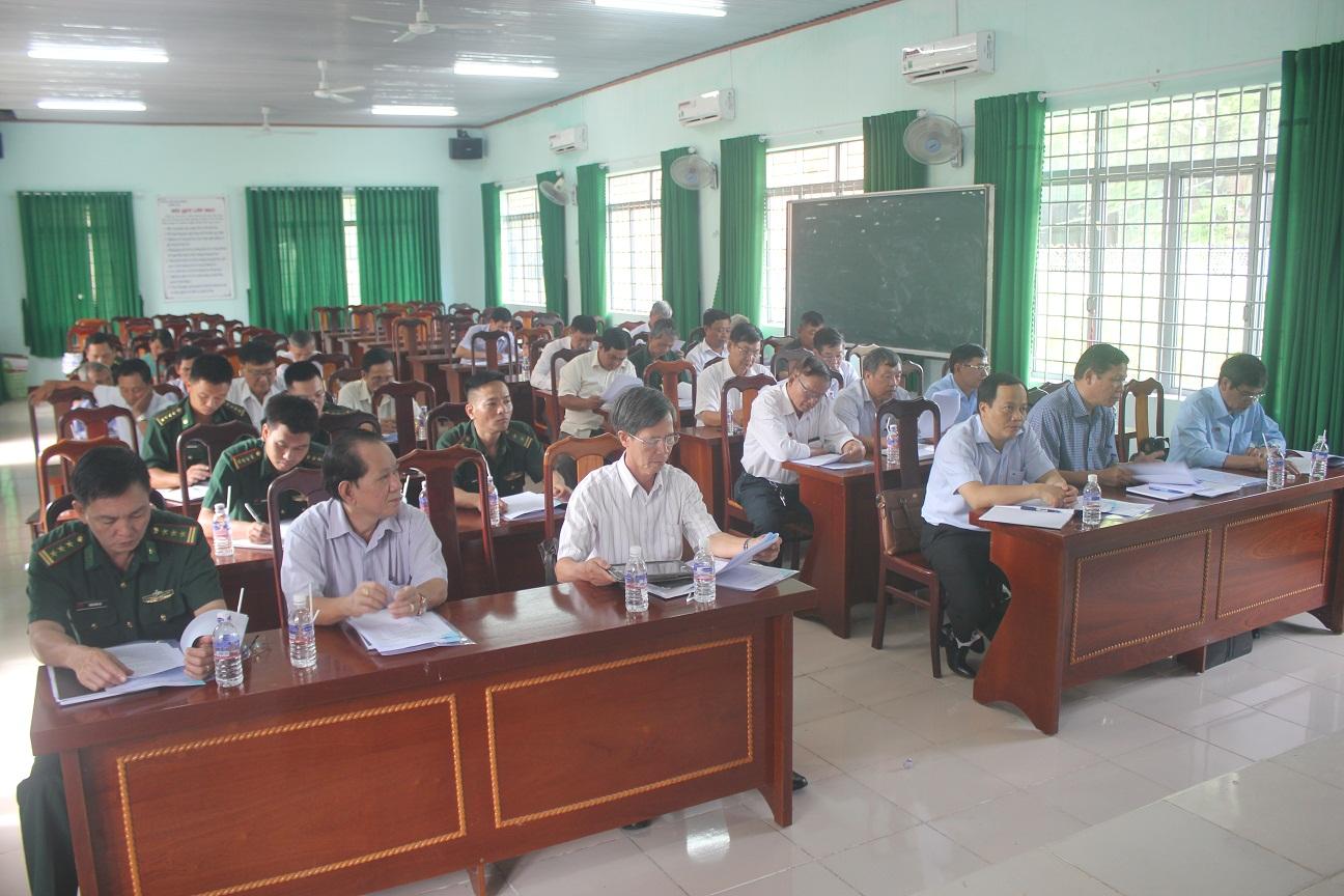 Hội Hữu nghị Việt Nam – Campuchia tỉnh Đắk Lắk giao ban các cấp Hội lần thứ 3 năm 2020