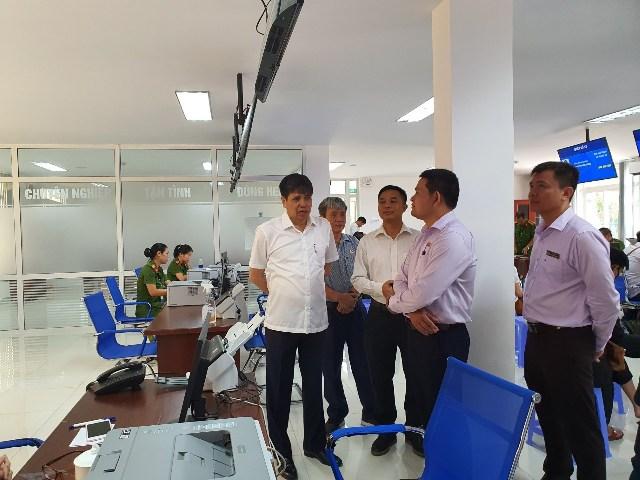 Bộ Nội vụ kiểm tra công tác cải cách hành chính tại Trung tâm Phục vụ hành chính công tỉnh Đắk Lắk