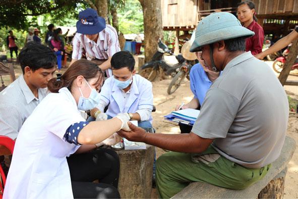 Hướng đến mục tiêu loại trừ bệnh sốt rét: Cần sự chủ động của người dân tại cộng đồng