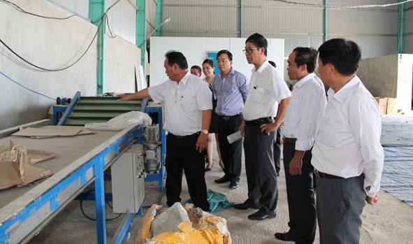Thông báo tập huấn về xây dựng chuỗi HTX liên kết trong sản xuất và tiêu thụ sản phẩm nông nghiệp