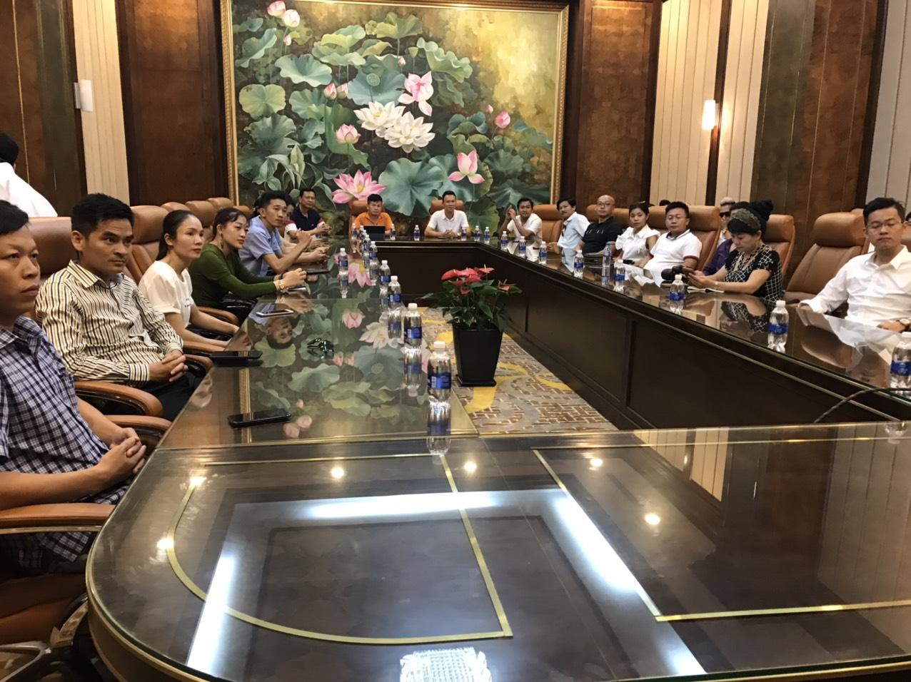 Kết nối giao thương giữa Hội Doanh Nhân trẻ  Đắk Lắk và Hội Doanh Nhân trẻ  Hải Phòng
