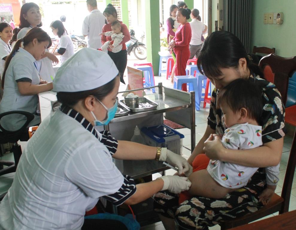 Sẽ tiêm 10.000 liều vắcxin uốn ván - bạch hầu tại Tây Nguyên