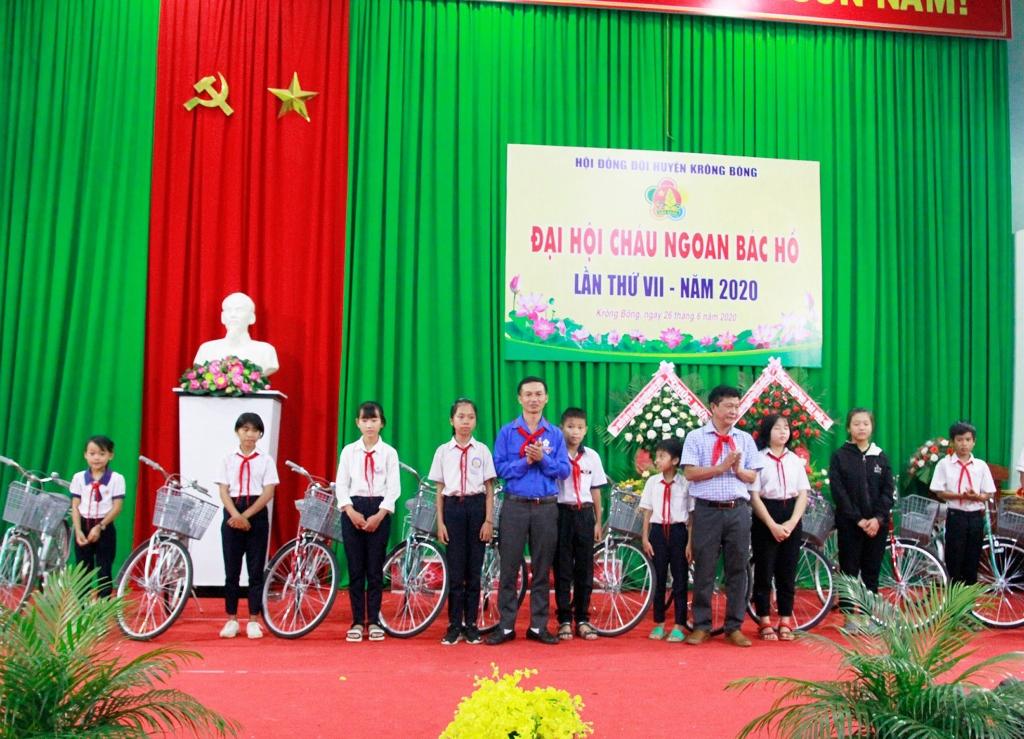 Đại hội Cháu ngoan Bác Hồ huyện Krông Bông lần thứ VII năm 2020