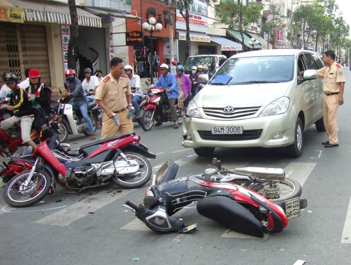 6 tháng đầu năm 2020: Toàn quốc xảy ra gần 7.000 vụ tai nạn giao thông