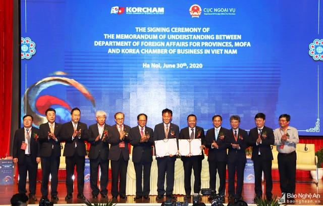"""Đắk Lắk tham gia Hội nghị """"Gặp gỡ Hàn Quốc' năm 2020"""
