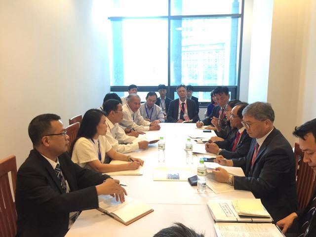 Tỉnh Đắk Lắk gặp gỡ với Đại sứ quán Hàn Quốc tại Việt Nam