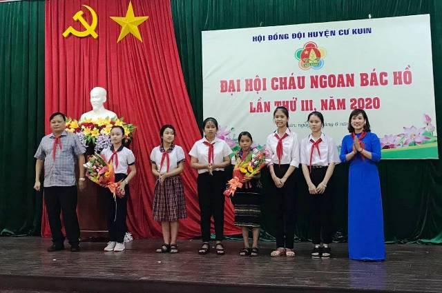 Đại hội cháu ngoan Bác Hồ huyện Cư Kuin lần thứ III năm 2020