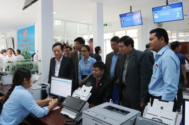 Đắk Lắk đẩy mạnh hiện đại hóa hành chính từ tỉnh đến cơ sở