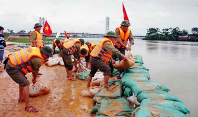 Tăng cường công tác phòng chống thiên tai trong mùa mưa, lũ năm 2020