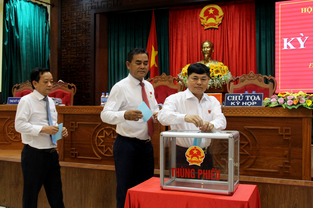 Supplementary election of Member of 9th Provincial People's Committee, 2021-2026 term
