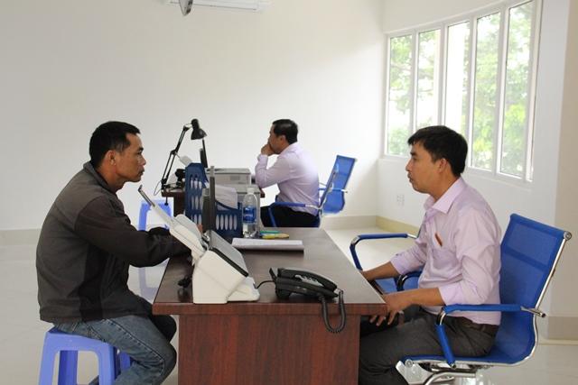 Đưa 286 thủ tục hành chính tiếp nhận và trả kết quả tại Trung tâm Phục vụ hành chính công tỉnh Đắk Lắk