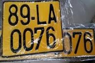 Thông tư 58/2020/TT-BCA về Quy định quy trình cấp, thu hồi đăng ký, biển số phương tiện giao thông cơ giới đường bộ