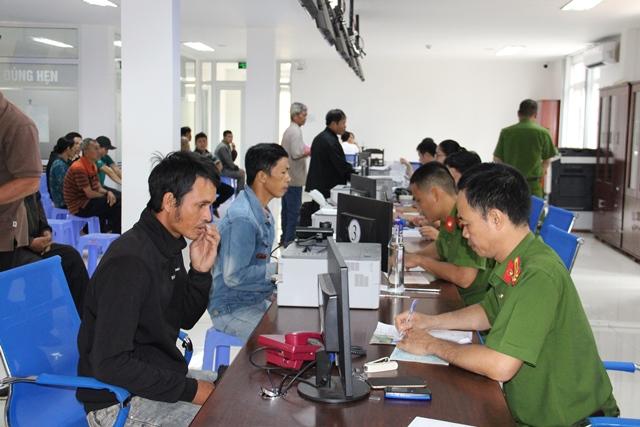Phối hợp thực hiện cơ chế một cửa liên thông trong giải quyết TTHC tại Trung tâm phục vụ hành chính công tỉnh