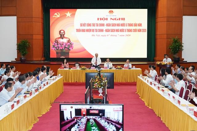 Bộ Tài chính phấn đấu hoàn thành mức cao nhất nhiệm vụ tài chính – ngân sách năm 2020